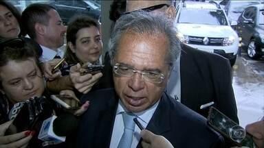 Economia está entres as prioridades do governo de Jair Bolsonaro - Durante a campanha, o presidente prometeu fazer reformas e reduzir o tamanho do estado. O ministro Paulo Guedes recebeu carta branca de Jair Bolsonaro.