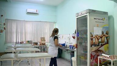 Vacina contra meningite está em falta na rede pública de Uruguaiana - Desabastecimento é registrado há uma semana.