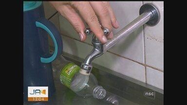 Bairros em Içara têm abastecimento de água prejudicado - Bairros em Içara têm abastecimento de água prejudicado