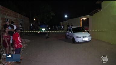 Ex-presidiário é morto a tiros na frente da esposa em Parnaíba - Ex-presidiário é morto a tiros na frente da esposa em Parnaíba