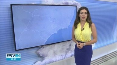 Confira a previsão do tempo para as cidades da região nesta sexta-feira - Com probabilidade de chuva, Campinas (SP) registra máxima de 29ºC.