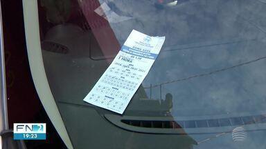 Vendas de bilhetes de Zona Azul passam a ser feitas em pontos fixos - Mudança teve início nesta quinta-feira (3), em Presidente Prudente.