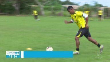 Vilhenense de prepara para o Campeonato Rondoniense 2019 - Time está em fase final de contratações para a temporada.