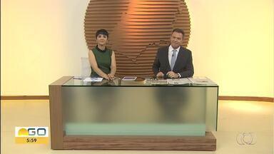 Veja o que é destaque no Bom Dia Goiás desta sexta-feira (4) - Entre os principais assuntos está o pedido do ministro do STF sobre a saúde de João de Deus.