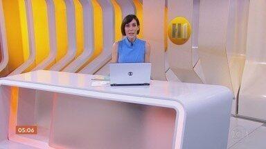 Hora 1 - Edição de sexta-feira, 04/01/2019 - Os assuntos mais importantes do Brasil e do mundo, com apresentação de Monalisa Perrone