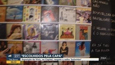 Museu da Imagem e do Som em Florianópolis apresenta exposição gratuita de capas de discos - Museu da Imagem e do Som em Florianópolis apresenta exposição gratuita de capas de discos