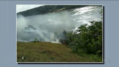 Paraná teve quase 9 mil incêndios ambientais em 2018 - Para os bombeiros, maior parte dos casos aconteceu de forma proposital.