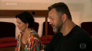Programa de 04/01/2019 - Ana Maria Braga mostra a viagem de Jimmy Ogro e Nadia Bocchi pela Chapada dos Veadeiros no quadro 'Pé na Estrada'