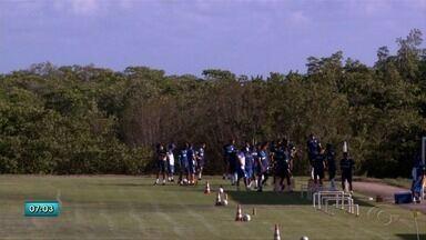 Com Mutange em reforma, CSA treina em Ipioca - Equipe tem várias competições este ano.
