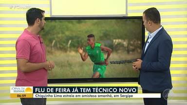 Novidades em Bahia e Vitória; notícias do Baianão e da Copinha: veja o bloco do esporte - Confira os destaques do esporte do JM.