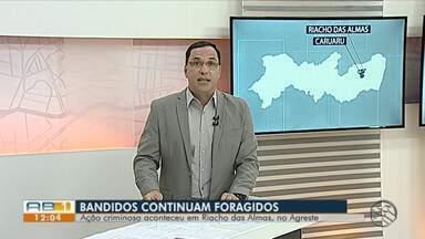 Bandidos fazem funcionários reféns e assaltam agência dos Correios em Riacho das Almas - Polícia Federal foi acionada para dar continuidade aos procedimentos investigativos.