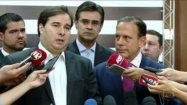 'A Previdência quebrou', diz Rodrigo Maia - O presidente da Câmara dos Deputados afirmou que a expectativa de vida no Brasil vai continuar crescendo.