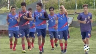 Sete de Dourados estreia hoje na Copa São Faulo de futebol júnior - A equipe enfrenta nesta sexta-feira o Audax na casa do adversário, em Osasco, na grande São Paulo.