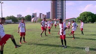 Com mudanças na gestão, Flamengo-PI tenta fazer estadual diferente - Com mudanças na gestão, Flamengo-PI tenta fazer estadual diferente