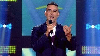 André Marques apresenta a nova temporada do The Voice Kids - Thalita Rebouças fala sobre premiação