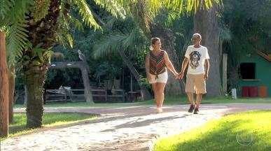 Doação de órgãos une casal no Mato Grosso do Sul - O Fantástico mostra duas histórias extraordinárias de pessoas unidas por uma generosidade que não cabe no peito.