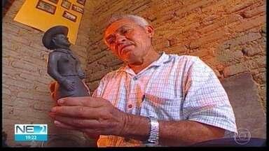Artesão Severino Vitalino morre aos 78 anos em Caruaru - Ele era filho do Mestre Vitalino.