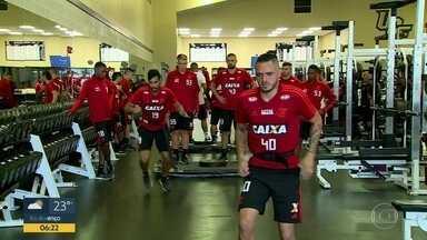 Fla nos EUA e Vasco em São Paulo fazem primeiro jogo em 2019 - Os rubro-negros estreiam em torneio contra o Ajax; já o Vasco enfrenta o Bragantino em amistoso.