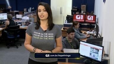 Confira os destaques do G1 Itapetininga com Paola Patriarca - Confira os destaques do G1 Itapetininga com Paola Patriarca