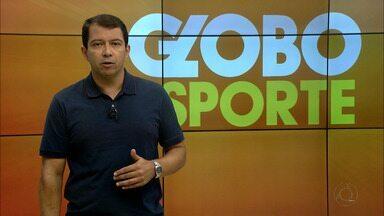 Confira na íntegra o Globo Esporte PB desta quarta-feira (09.01.19) - Kako Marques apresenta os principais destaques do esporte paraibano