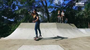 Nas Pistas De Santa Catarina