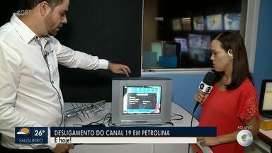 Sinal analógico da TV Grande Rio será desligado a partir da meia noite - A partir desta quinta-feira (10), a programação será transmitida através do sinal digital.
