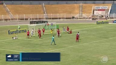 Futebol: Galo é eliminado da Copinha - Futebol: Galo é eliminado da Copinha