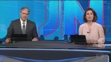 Jornal Nacional, Íntegra 09/01/2019 - As principais notícias do Brasil e do mundo, com apresentação de William Bonner e Renata Vasconcellos.