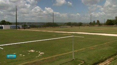 Mutange passa por reforma para se transformar em centro de treinamento moderno - Reforma deixará o local com mais estrutura para atender as necessidades do clube para a temporda.