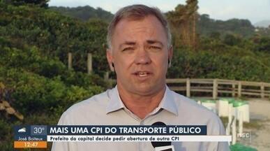 Vereadores querem investigar irregularidades no transporte público de Florianópolis - Vereadores querem investigar irregularidades no transporte público de Florianópolis
