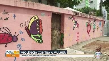 Saiba como denunciar casos de violência contra a mulher no Recife - Centro Clarice Lispector atende vítimas oferecendo rede de apoio e acompanhamento médico e psicológico.