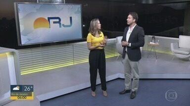 Bom Dia RJ - Edição de sexta-feira, 11/01/2019 - As primeiras notícias do Rio de Janeiro, apresentadas por Flávio Fachel, com prestação de serviço, boletins de trânsito e previsão do tempo.