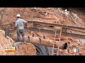 Abastecimento de água é retomado em Timóteo - Foram 38 bairros sem água.