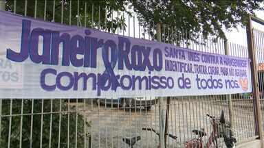 Campanha 'Janeiro Roxo' combate conscientização sobre a hanseníase em Santa Inês - Quanto mais cedo a doença for diagnosticada, mais rápido é o tratamento e maiores as chances de cura.