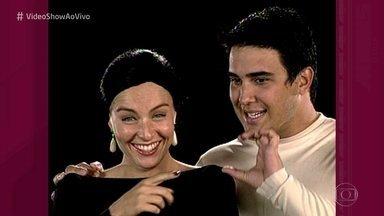 Relembre André Marques e Angélica refazendo a abertura de 'Brega & Chique' - Confira!