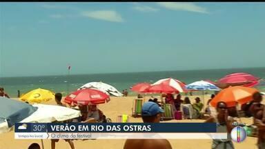 Confira a previsão do tempo para esta sexta-feira (11) no interior do Rio - Assista a seguir.