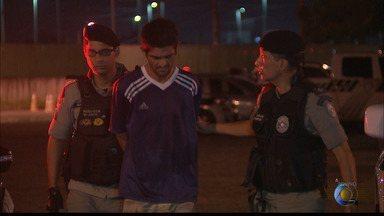 Preso homem acusado de matar ator em João Pessoa - Ailton Romero, de 29 anos, mais conhecido como Skank, foi reconhecido pelas imagens das câmeras de segurança.