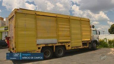 Polícia Militar Rodoviária prende suspeitos de roubo de caminhão carregado, em Campinas - Suspeitos já tinham passagem pela Polícia por roubo. Caso foi registrado na Segunda Delegacia Seccional de Campinas (SP).