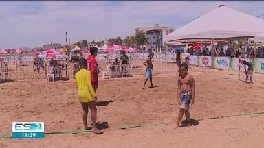 Praia Central de Marataízes recebe atividades da Arena de Verão - Serão várias atividades nas areias da praia.