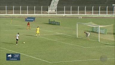 Taquaritinga perde para o Inter-RS nos pênaltis e deixa a Copinha - Empate no tempo normal levou o jogo para os pênaltis. O time de Porto Alegre passou para a próxima fase.