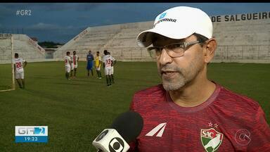 Salgueiro vence amistoso contra a Juazeirense - Partida serviu de preparação para os times.