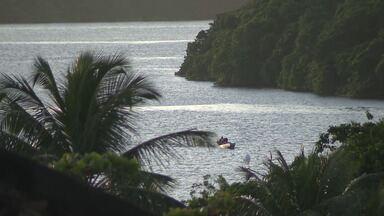 Conheça o pôr do sol às margens do Rio Sanhauá em João Pessoa - O Hotel Globo é um dos pontos turísticos mais visitados do Centro Histórico.
