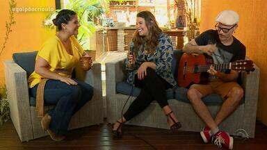 Reveja o quarto bloco do Galpão Crioulo de domingo (13) - Assista ao vídeo.