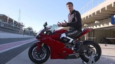 Cursos e track-day são opções para aprender a guiar motos esportivas - Cursos e track-day são opções para aprender a guiar motos esportivas