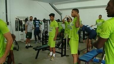 Avenida intensifica a pré-temporada para a estreia no Gauchão - Periquito realiza último amistoso antes de enfrentar o Veranópolis, no primeiro jogo do estadual.