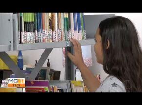 Mesmo em período de férias, Biblioteca de Valadares recebe leitores de todas as idades - Local está com funcionamento especial neste mês.