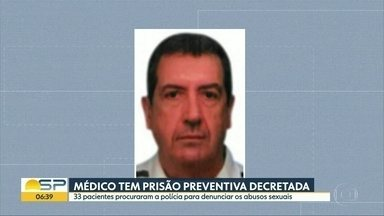 Justiça decreta prisão preventiva de médico acusado de abusar de pacientes - Cardiologista Augusto César Barreto Filho já foi acusado por 33 mulheres.