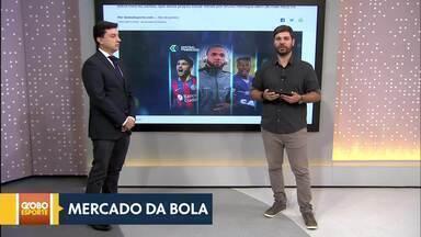 Central do mercado - Santos faz proposta por goleiro Éverson, do Ceará. Cruzeiro quer Bruno Henrique.