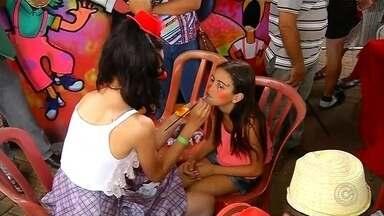 Encontro Internacional de Palhaços de Fernandópolis vai até domingo - Festival Internacional de Palhaços - 'Eu Riso' tem programação gratuita em Fernandópolis (SP) e vai até domingo (20).