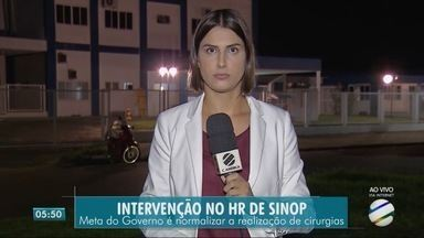 Estado intervém em hospital - Estado intervém em hospital